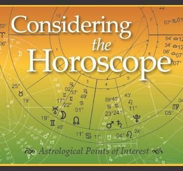 Learn Astrology Considering the Horoscope Brian Clark