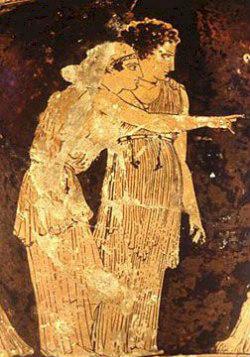 tyche greek goddess fortune 250x357