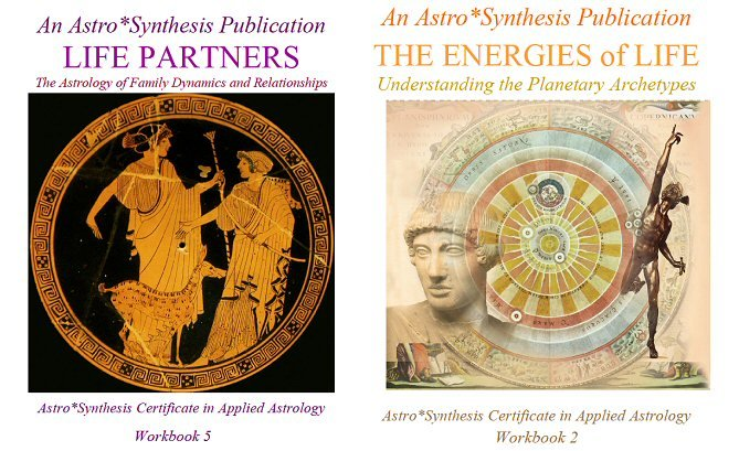 Student Astrology E-Workbooks   Astro*Synthesis Astrology