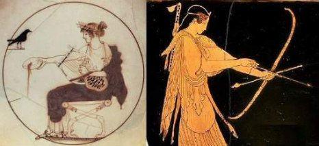 apollo artemis mythology greek 466x213