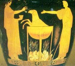 greek history mythology medea cauldron witches thessaly 250x219