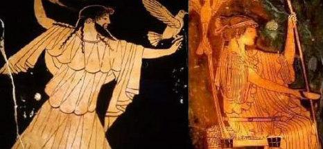 zeus hera greek myth 466x215